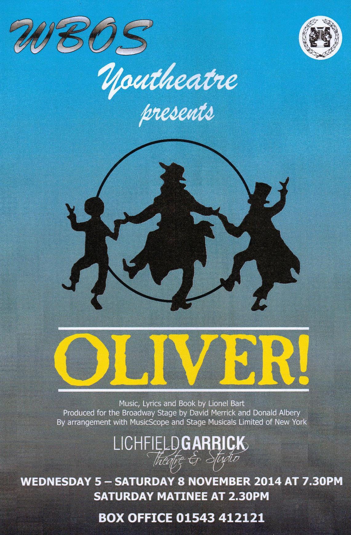Oliver-Smaller